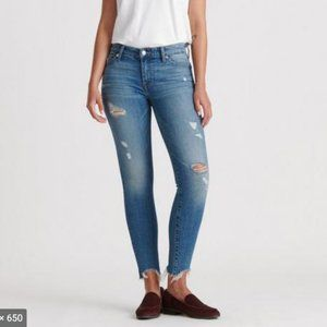 Lucky Brand Ava Mid Rise Skinny Jeans Size 6